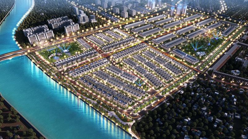 Bất động sản TP. Tân An (tỉnh Long An): Cuộc sống tươi đẹp trở lại bằng những dự án lớn